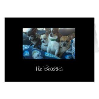 Carte Le Beasties