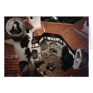 Carte Le château de Dracula dans le winterd