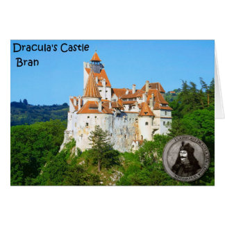 Carte Le château de Dracula, son