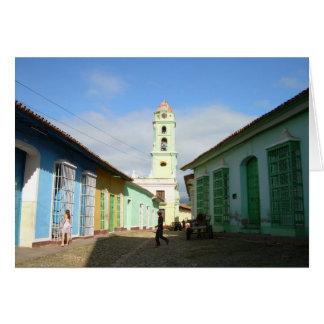 Carte Le Cuba Trinidad