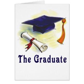 Carte Le diplômé