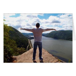 Carte Le fleuve Hudson, New York