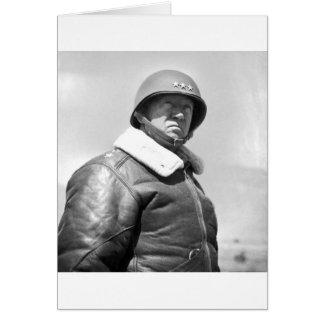 Carte Le Général George S. Patton