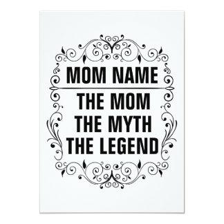 Carte Le jour de mère heureux de maman