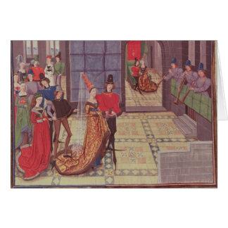 Carte Le mariage de Renaud De Montauban et