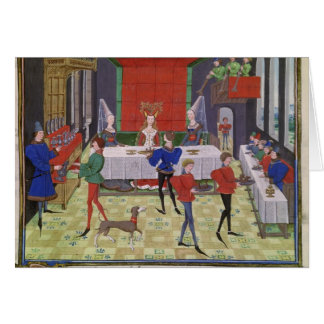 Carte Le mariage de Renaud de Montauban et de Clarisse
