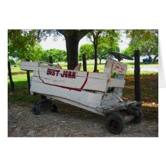 Carte le meilleur chariot à secousse