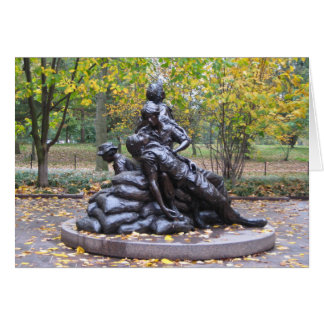 Carte Le mémorial des femmes du Vietnam, DC de