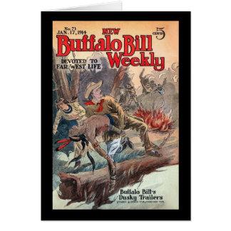 Carte Le nouveau no. hebdomadaire 71 1914 de Buffalo