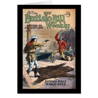 Carte Le nouveau no. hebdomadaire 74 1914 de Buffalo