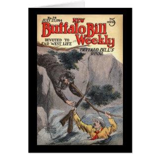 Carte Le nouveau no. hebdomadaire 98, 1914 de Buffalo