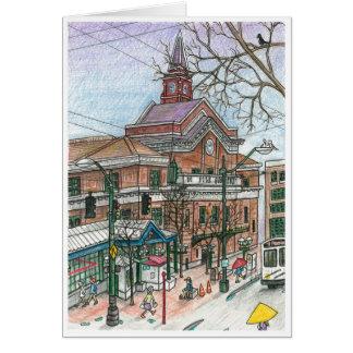 Carte Le Roi Street Station