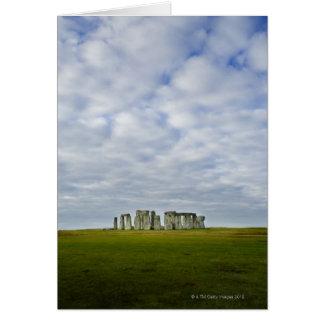 Carte Le Royaume-Uni, Stonehenge 5