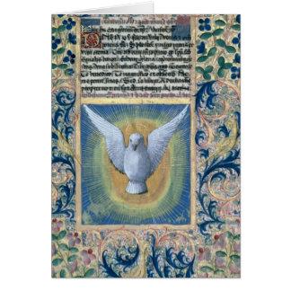 Carte Le Saint-Esprit