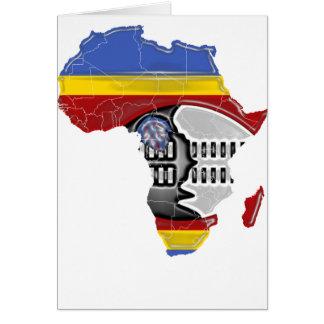 Carte Le Souaziland