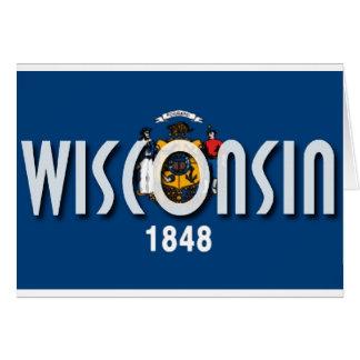 Carte Le Wisconsin