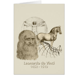 Carte Leonardo da Vinci