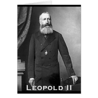 Carte Leopold II van België