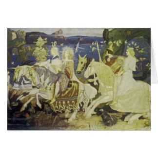 Carte Les cavaliers du Sidhe