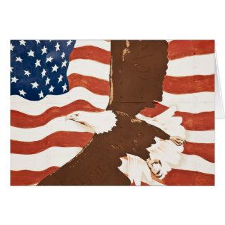 Carte Les Etats-Unis, Louisiane, port Allen. Peinture