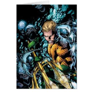 Carte Les nouveaux 52 - Aquaman #1