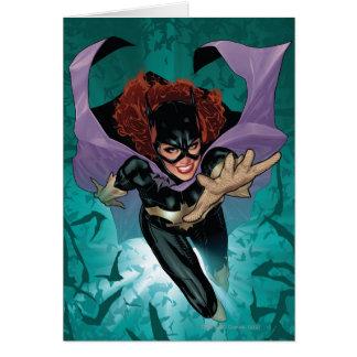 Carte Les nouveaux 52 - Batgirl #1
