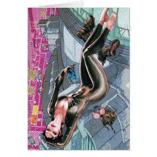 Carte Les nouveaux 52 - Catwoman #1
