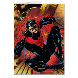 Carte Les nouveaux 52 - Nightwing #1