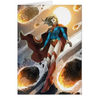 Carte Les nouveaux 52 - Supergirl #1