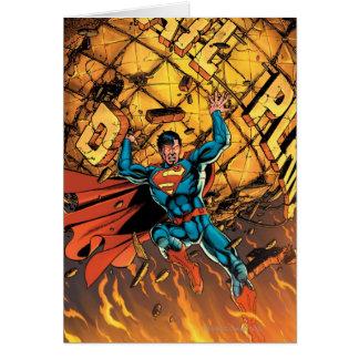 Carte Les nouveaux 52 - Superman #1