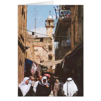 Carte Les rues de la vieille ville