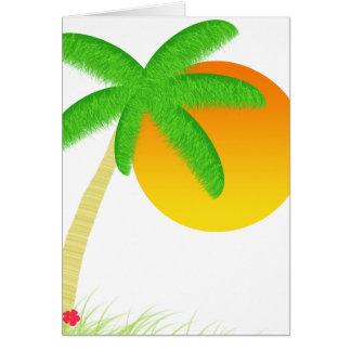 Carte Lever de soleil sur Maui