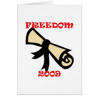 Carte Liberté 2009