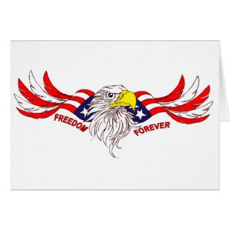 Carte Liberté pour toujours