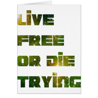 Carte Libre vivant