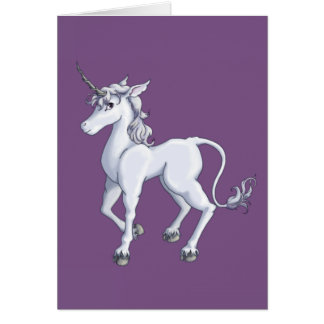 Carte Licorne