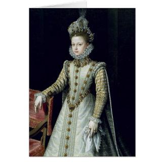 Carte L'Infanta Isabel Clara Eugenie 1579