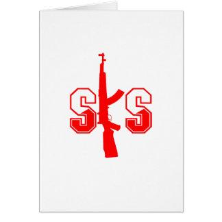 Carte Logo Red.png de fusil d'assaut de SKS