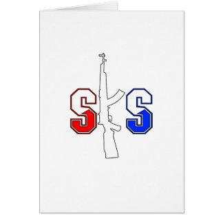 Carte Logo RWB Stroked.png de fusil d'assaut de SKS
