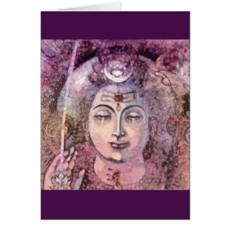 Carte L'OM Shiva