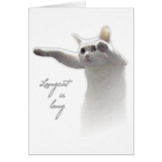 Carte Longcat levé