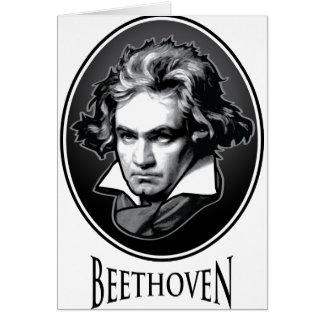 Carte Ludwig van Beethoven