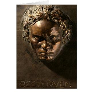 Carte Ludwig von Beethoven