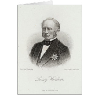Carte Ludwig Windthorst