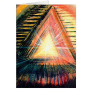 Carte Lumière et prière curatives pour la guérison
