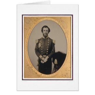 Carte M. Hamilton, dans l'uniforme militaire (40085)