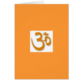 Carte Magasin d'OM pour le yoga