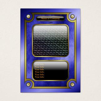 Carte magique de jeu d'imaginaire avec le code de