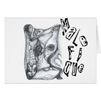 Carte Malefique
