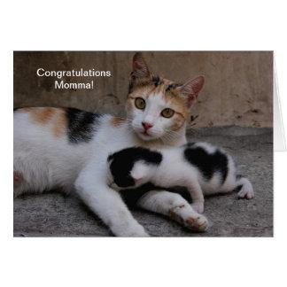 Carte Mamans de félicitations !